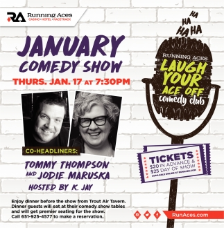 January Comedy Show