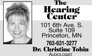Dr. Christine Tobin