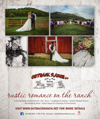 Rustic Romance On The Ranch