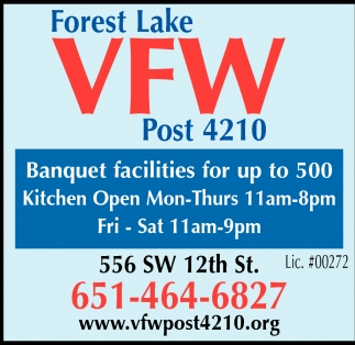 Banquet Facilities for up to 500