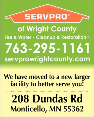 We Have Moved to a New Larger Facility to Better Serve You!