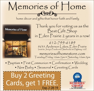 Home Decor and Gift that Honor Faith and Family