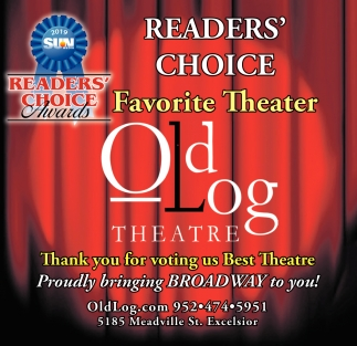 Thank You for Voting Us Best Theatre