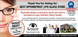 Thank You for Voting Us!
