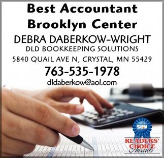Best Accountant Brooklyn Center
