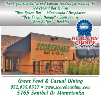 Great Food & Casual Dining
