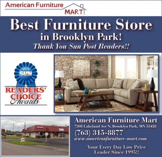 Best furniture store in brooklyn park american furniture mart minneapolis mn