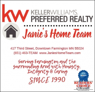Serving Farmington and the Surrounding Area with Honesty, Integrity & Caring Since 1990