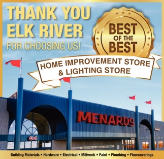 Thank You Elk River for Choosing Us!