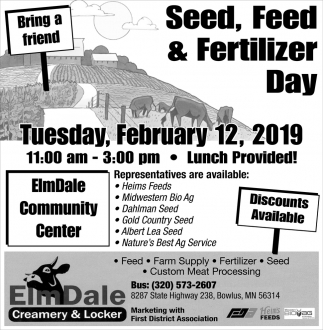 Seed, Feed & Fertilizer Day