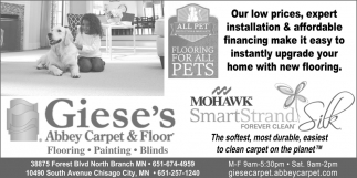 Flooring for All Pets
