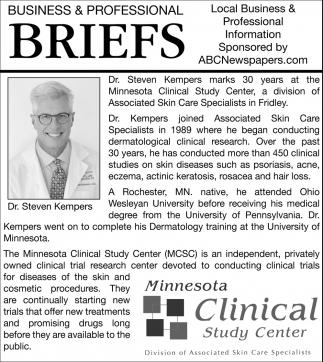 Business & Professional Briefs