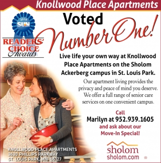 Knollwood Place Apartments