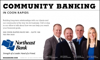 Community Banking in Coon Rapids