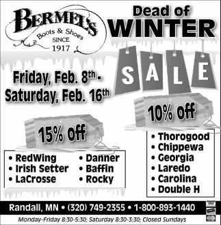 Dead of Winter Sale
