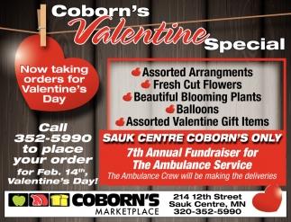 Coborn's Valentine Special