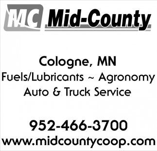 MC Mid-County Agronomy