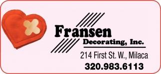 Fransen Decorating, Inc