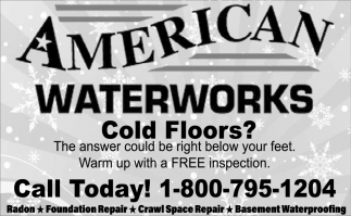 Cold Floors?