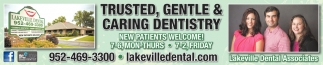 Trusted Gentle & Caring Dentistry