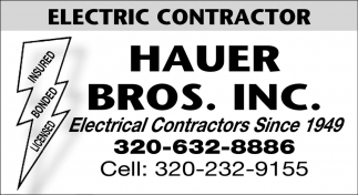 Electric Contractor