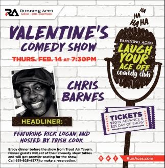 Valentine's Comedy Show