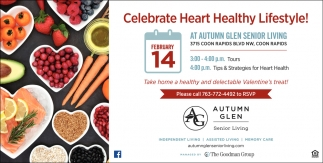 Celebrate Heart Healthy Lifestyle!