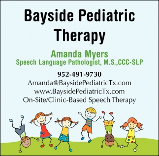 Bayside Pediatric Therapy