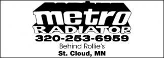 Metro Radiator