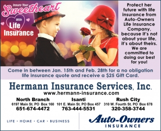 Insure Your Sweetheart with Life Insurance