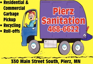 Residential & Commercial Garbage Pickup