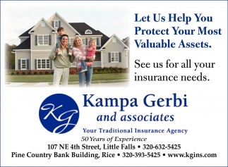 Your Traditional Insurance Agency