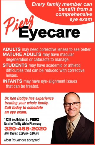 Every Family Member Can Benefit from a Comprehensive Eye Exam