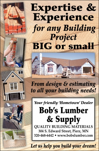 Expertise & Experience for Any Building Project Big or Small
