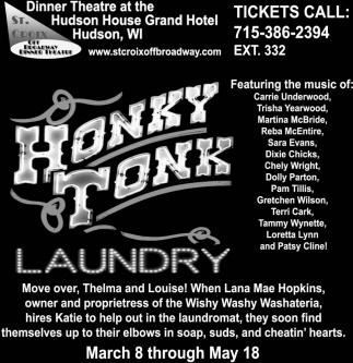 Honky Tonk Laundry