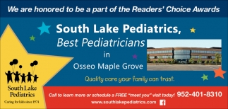 We are Honored to Be a Part of the Readers' Choice Awards