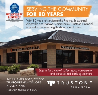 Serving the Community for 80 Years