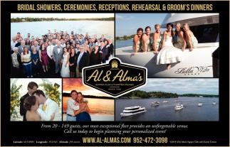 Supper Club & Charter Cruises