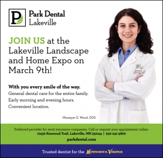Join Us at the Lakeville Landscape and Home Expo On March 9th!
