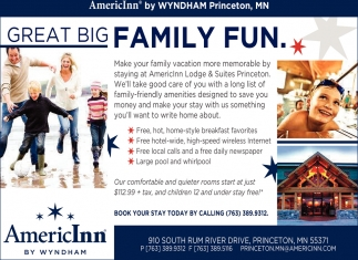 Great Big Family Fun