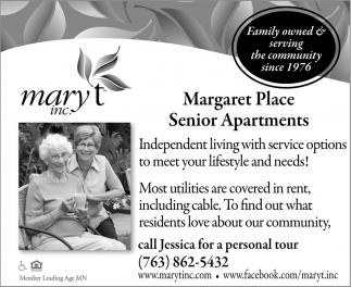 Margaret Place Senior Apartments