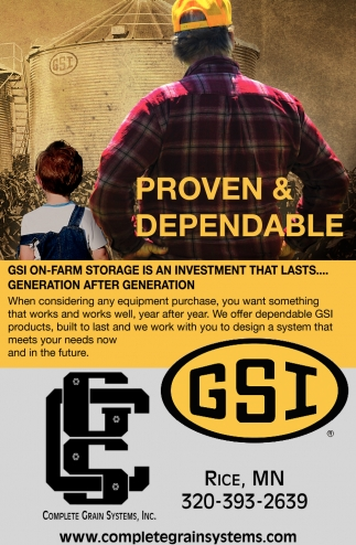 Proven & Dependable