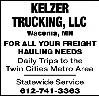 For All Your Freight Hauling Needs