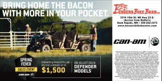 Bring Home the Bacon with More in Your Pocket