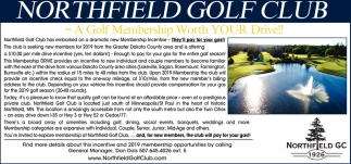 A Golf Membership Worth Your Drive!