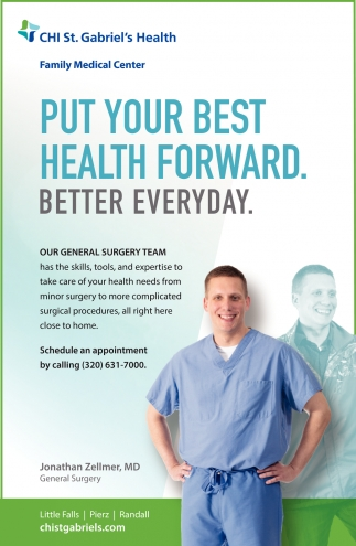Put Your Best Health Foward. Better Everyday