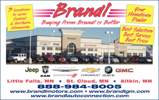 Buying from Bradl is Better
