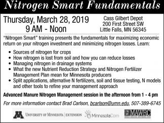Nitrogen Smart Fundamentals