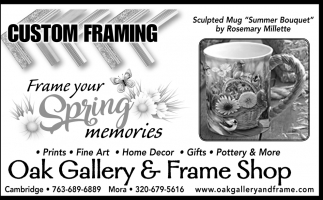 Frame Your Spring Memories