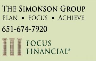 Plan, Focus & Achieve